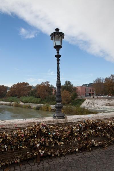 """""""Ponte Milvio"""" die Milvischen Brücke"""