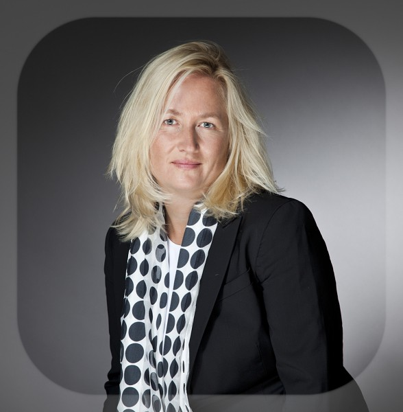 Madeleine Recknagel, General Manager OKSION S.L., Barcelona, Spain