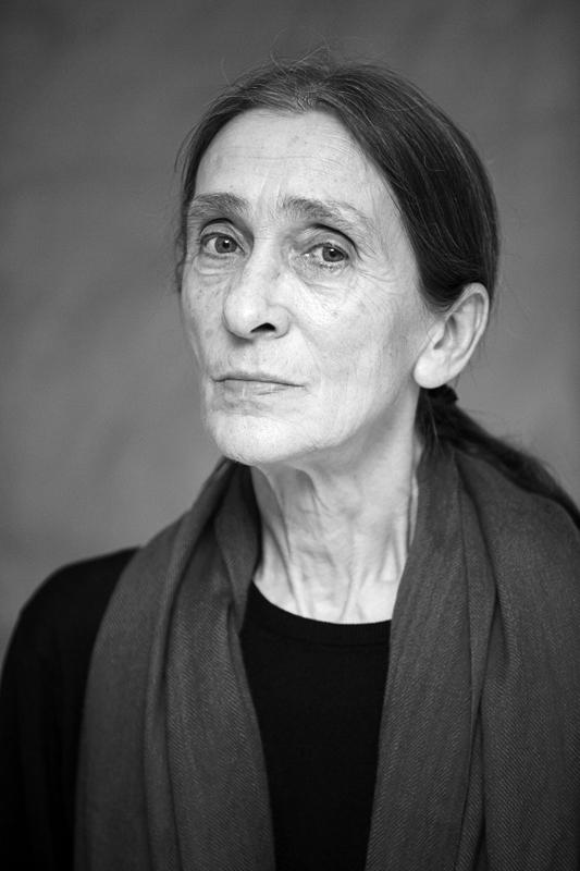 Pina Bausch, choreographer, Wuppertal, Germany