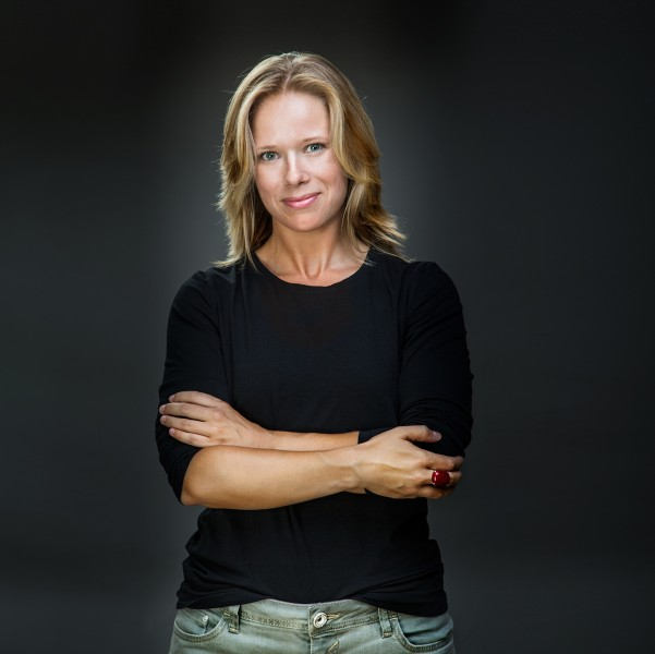 Sarah Geary, International producer