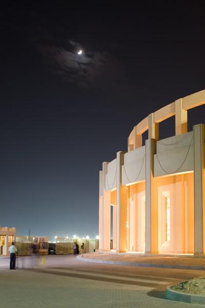 Nacht in der Wüste