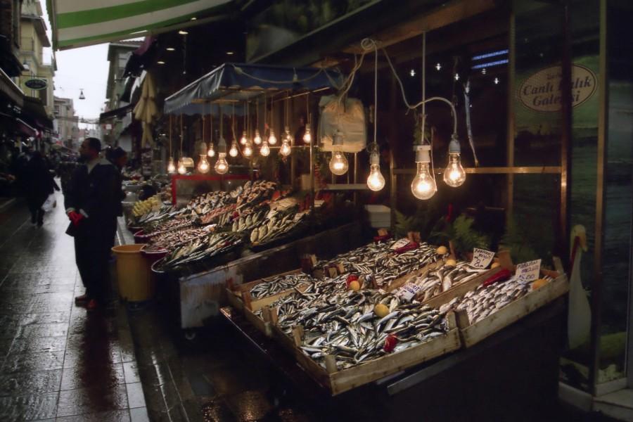 Fischmarkt Kadiköy