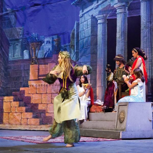 Im Palast des Herodes
