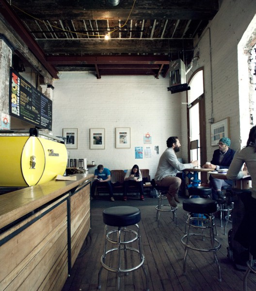 Trendy Cafes in Brooklyn
