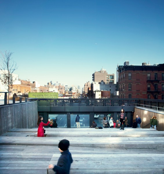 Walk the Highline