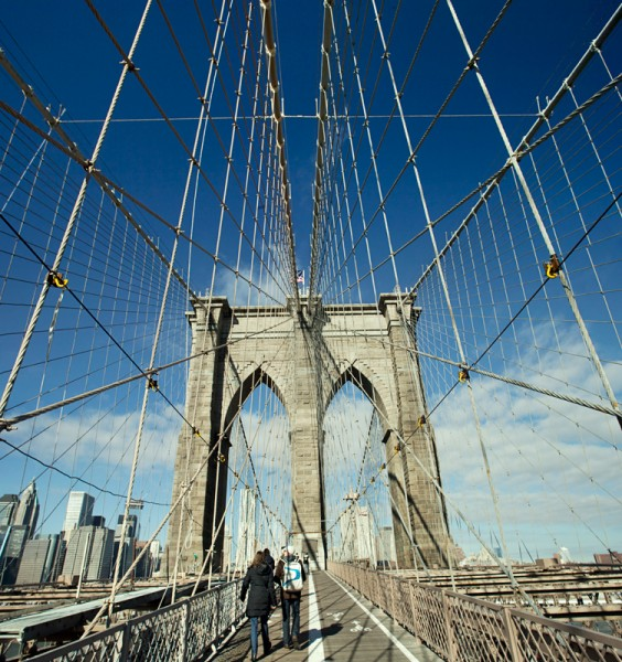 Klassiker Brooklyn Bridge