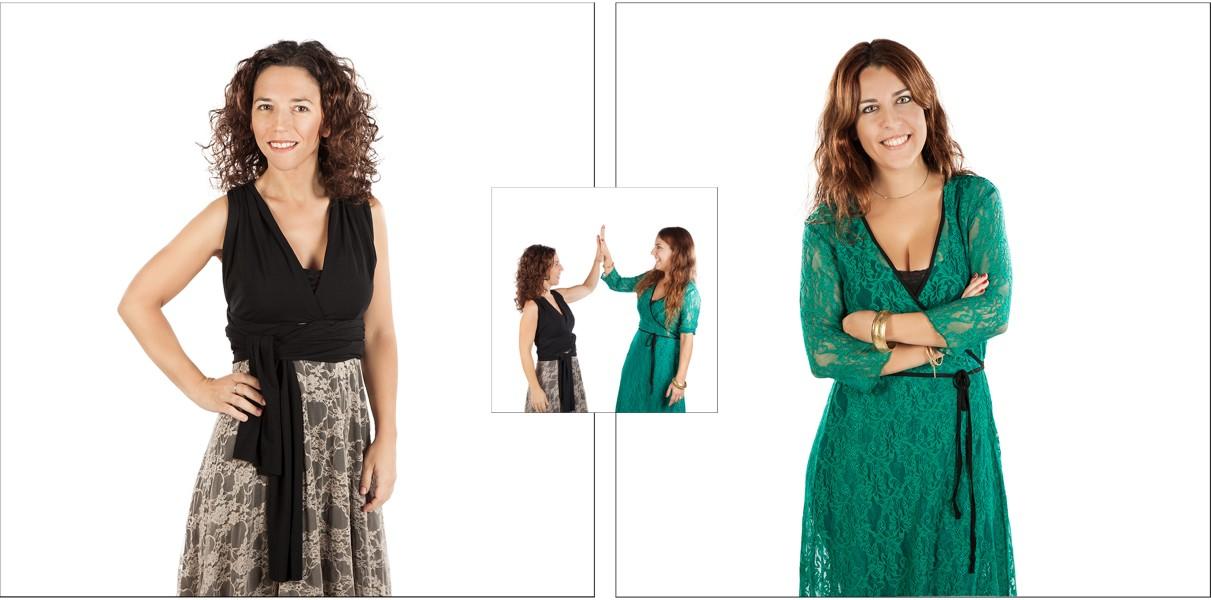 Nieves Torres & Mireia Solsona Bassols (Gründerinnen Coshop)