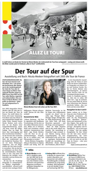 Münsterlandzeitung Allez le Tour