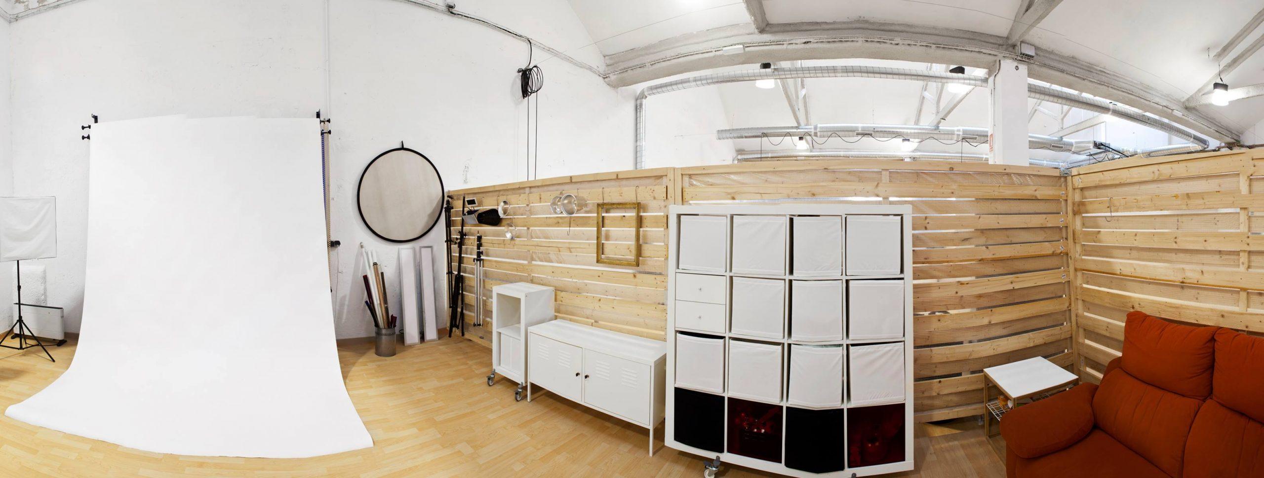 Photo Studio Nicola Mesken Coworking